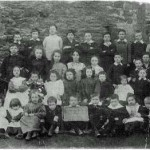 children at school 1905