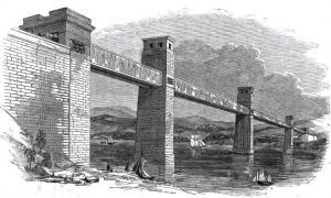 Robert Stephenson's Tubular Railway Bridge