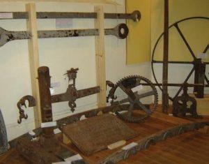 Suspension Bridge artefacts